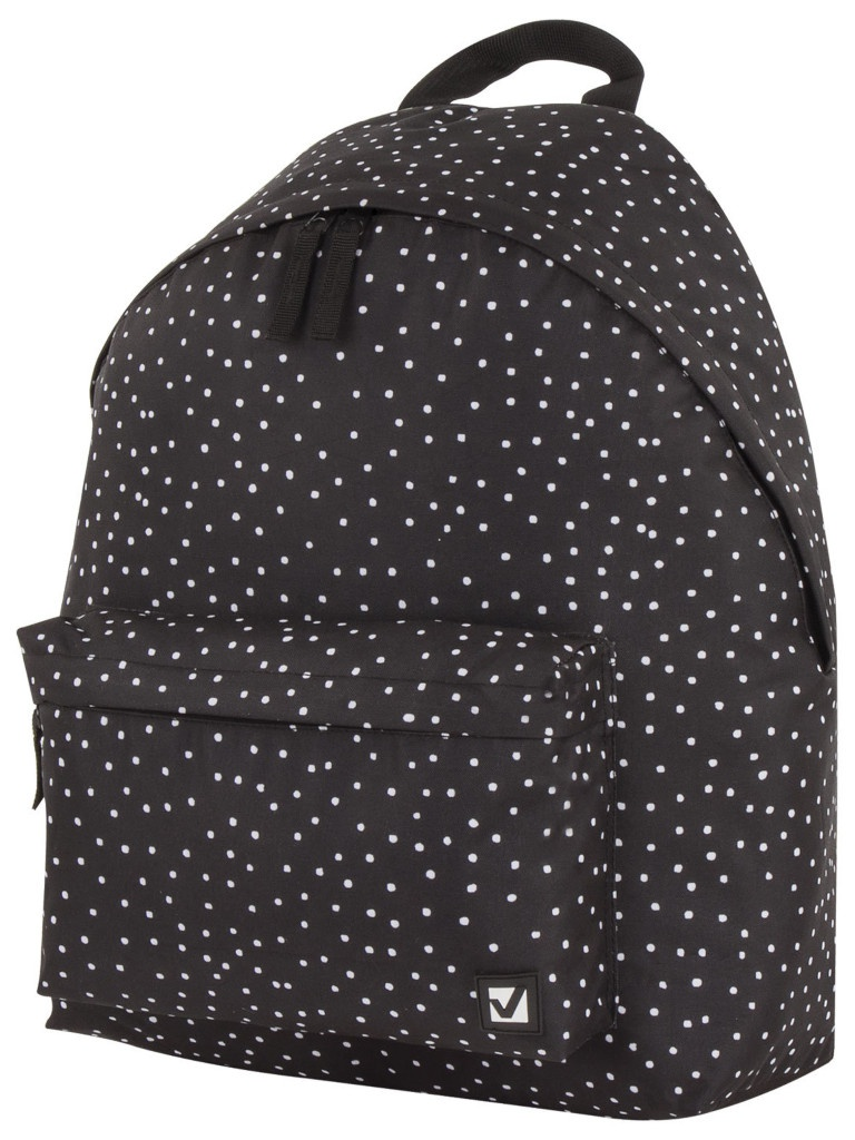 Рюкзак Brauberg Black Polka Dots 228845