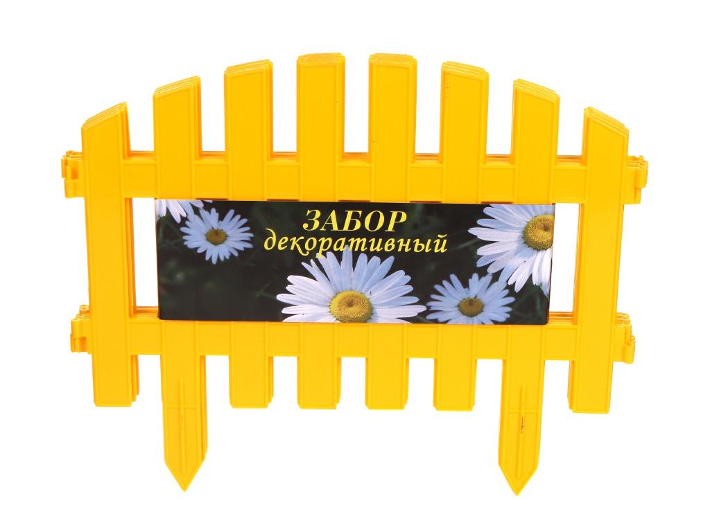 Забор Агротема А Декоративный №2 Yellow 24325 декоративный ликбез выпуск 2 dvd