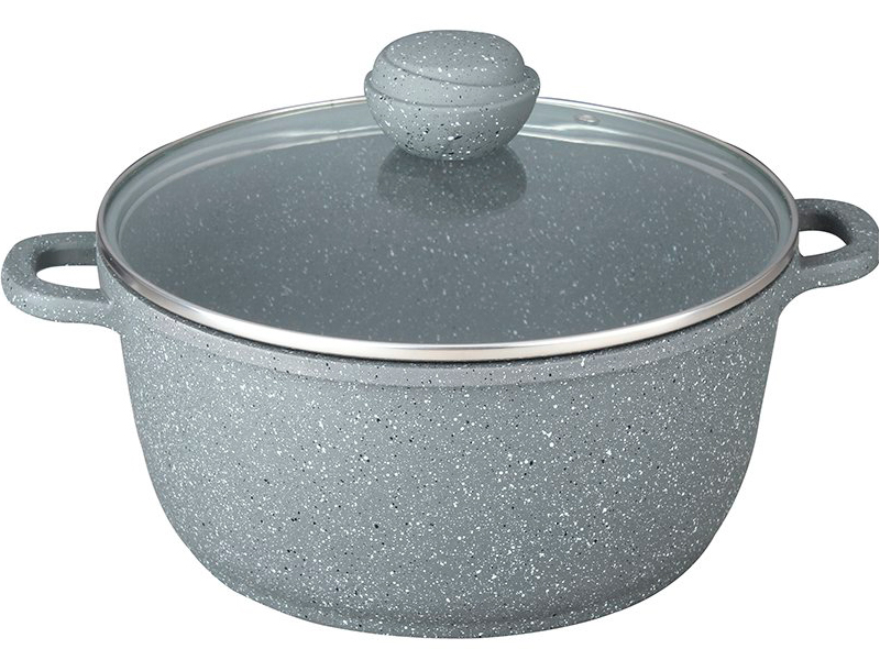 Bekker BK-3818 9,4 л Silver Marble
