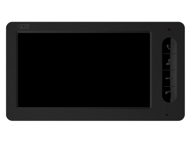 Видеодомофон CTV CTV-M1702 Black