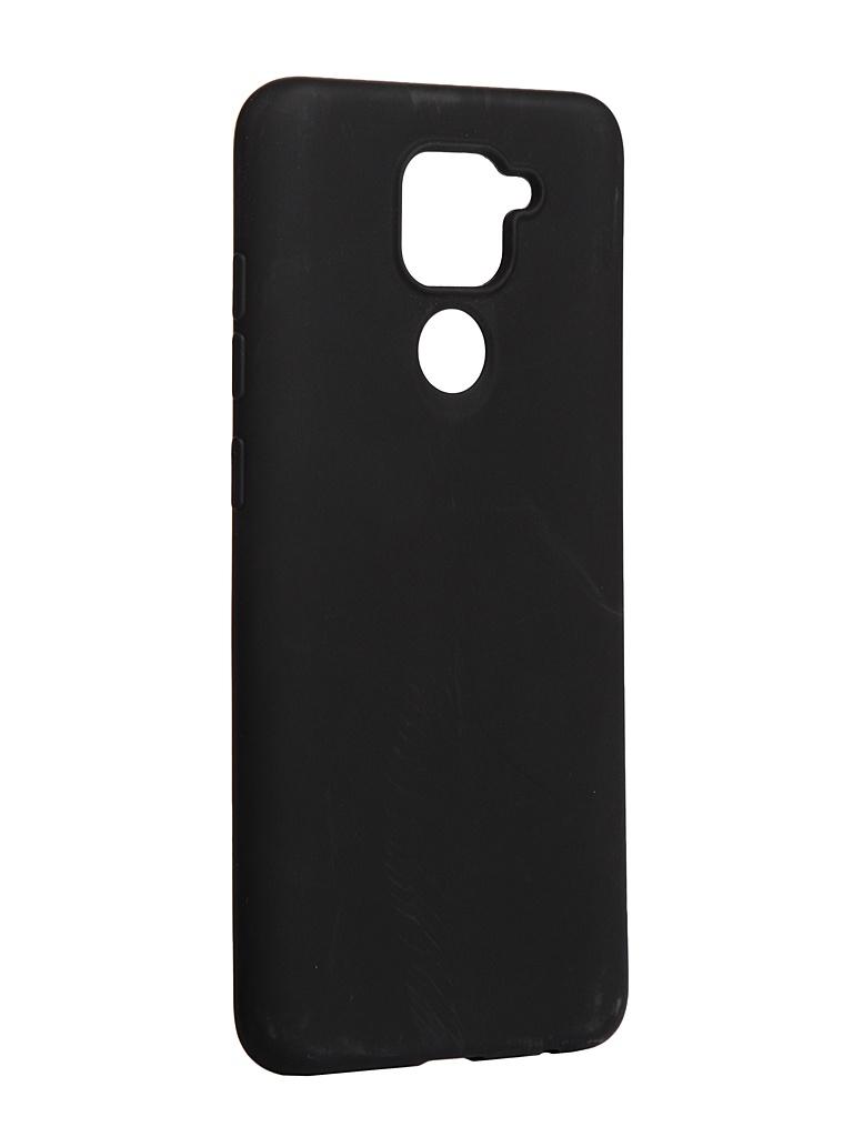 Чехол Red Line для Xiaomi Redmi Note 9 Ultimate Black УТ000020154