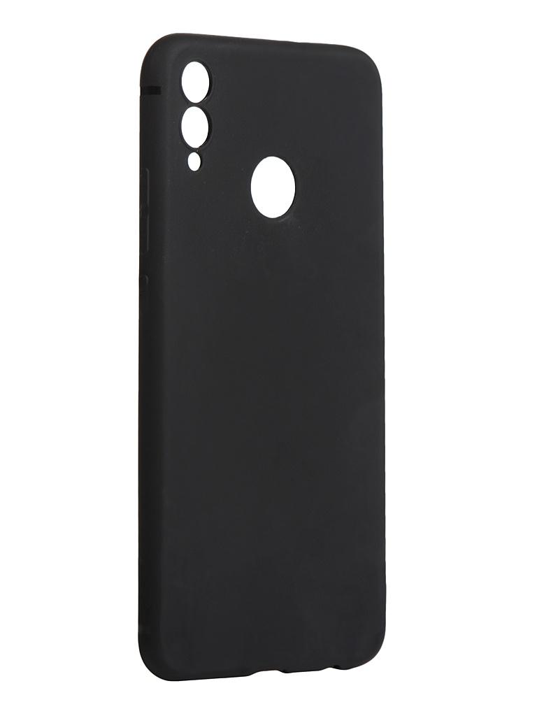 Чехол Red Line для Huawei Honor 8X Ultimate Black УТ000021493