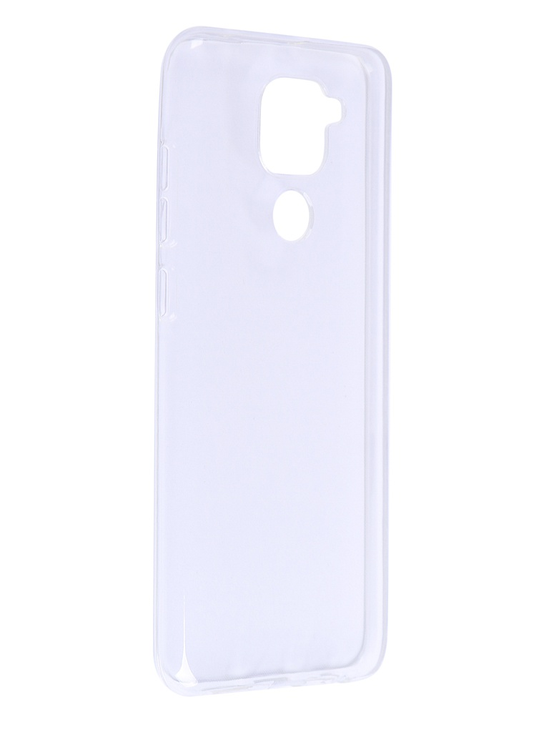 цена на Чехол iBox для Xiaomi Redmi Note 9 Crystal Silicone Transparent УТ000020175