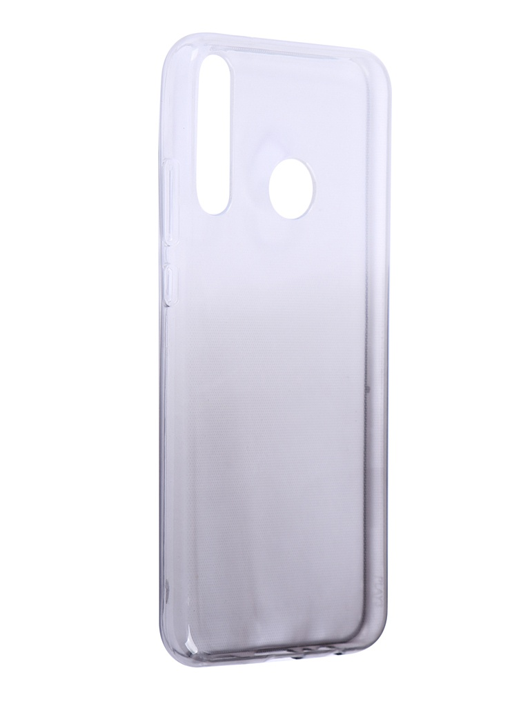 Чехол iBox для Huawei P40 Lite E Crystal Silicone Gradient Black УТ000021301