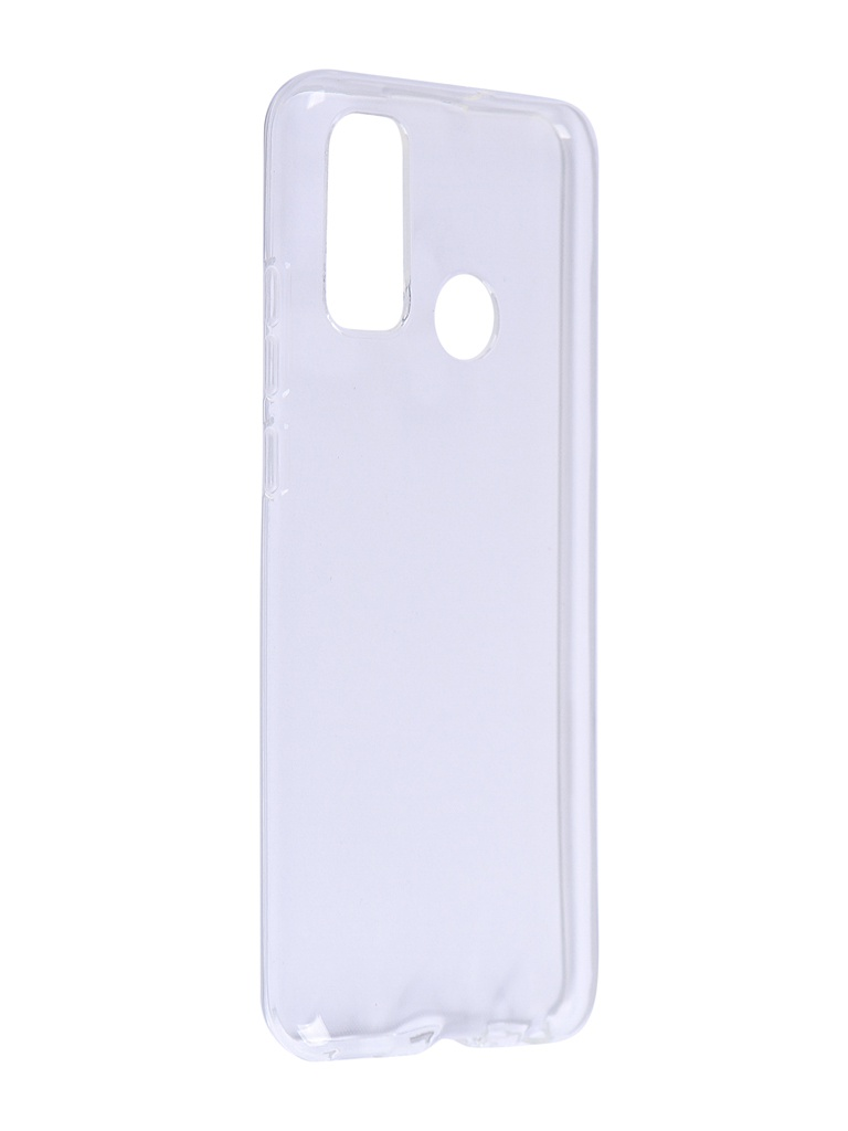 Чехол iBox для Huawei P Smart 2020 Crystal Silicone Transparent УТ000020711