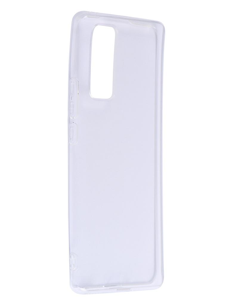 Чехол iBox для Huawei Honor 30 Pro Crystal Silicone Transparent УТ000020918 аксессуар чехол huawei honor 8 ibox crystal transparent