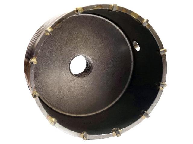 Коронка Вихрь М22 x 110mm по бетону 73/10/9/2
