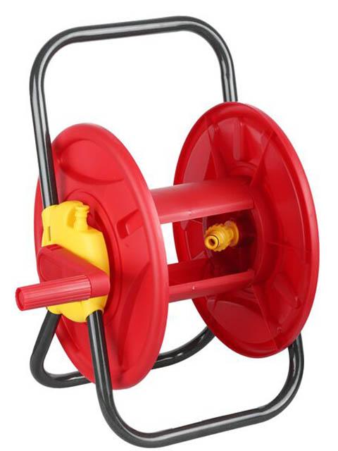 Катушка для шланга Grinda 8-428410 / z01 адаптер поливного шланга grinda premium внешний 8 426403