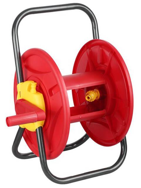 Катушка для шланга Grinda 8-428405 / z01 адаптер поливного шланга grinda premium внешний 8 426403