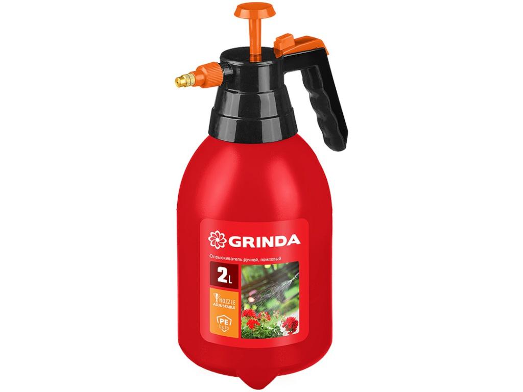 Опрыскиватель Grinda PS-2 2L 425053 опрыскиватель grinda aqua spray