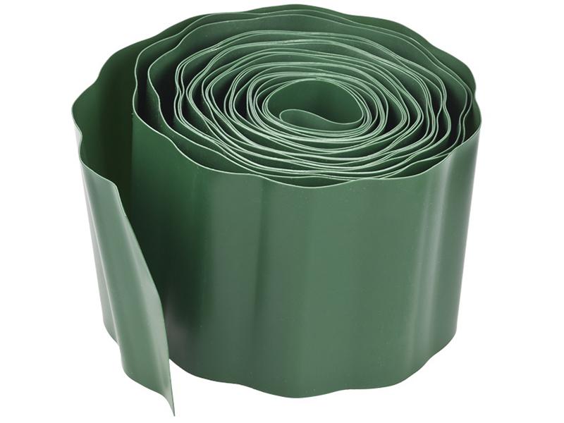 Лента бордюрная Grinda 10cm x 9m Green 422245-10
