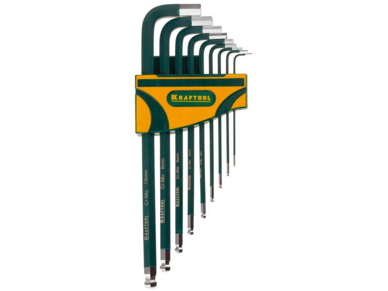 Набор ключей Kraftool Industrie 27445-H9