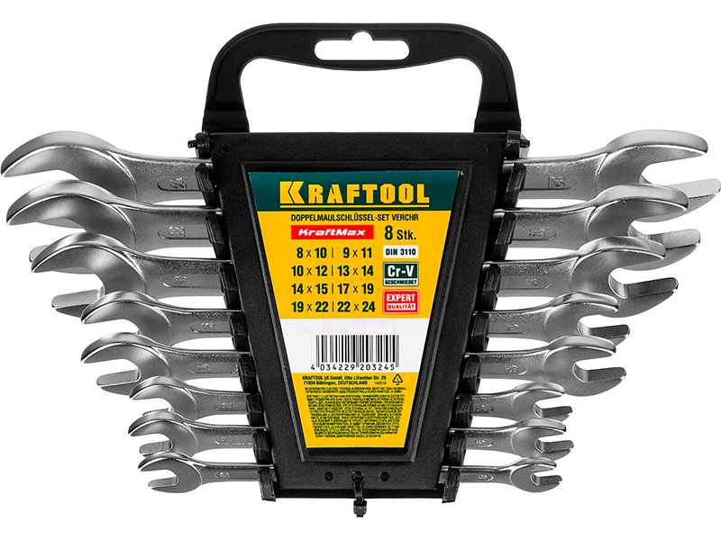 Набор ключей Kraftool 27033-H8C / z01