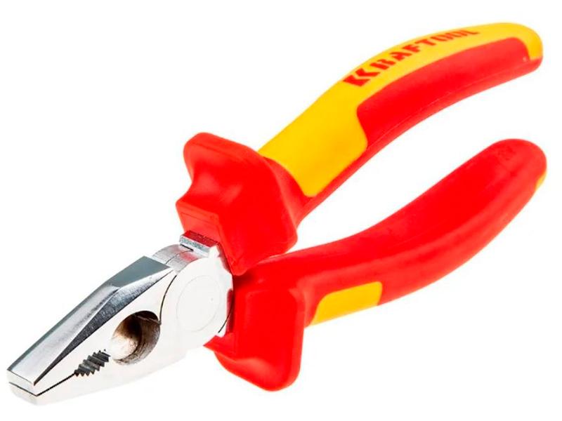 Губцевый инструмент Kraftool Electronic-Kraft 2202-1-16 / z01