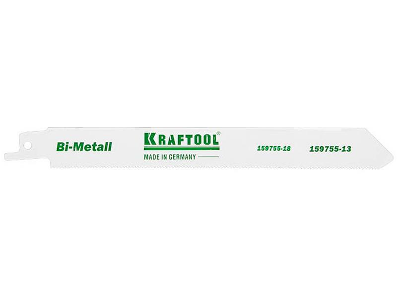 Полотно Kraftool Industrie Qualitat S922EF по металлу 159755-13