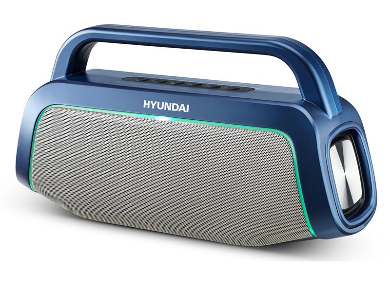 Колонка Hyundai H-PAC580 Blue