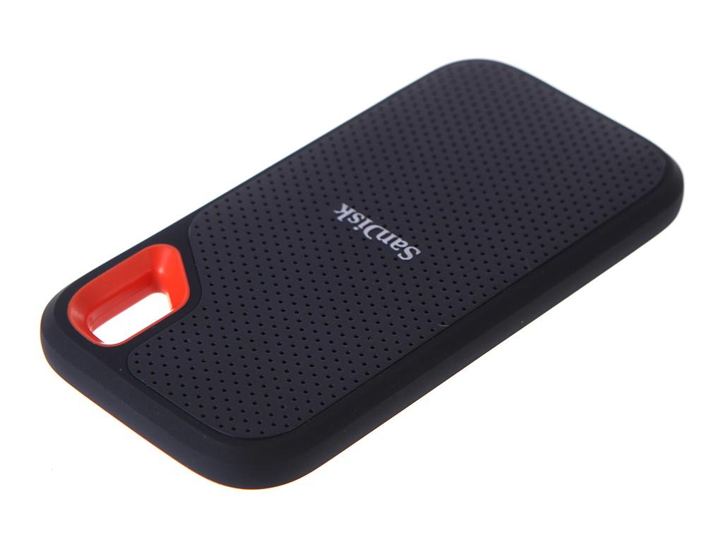 Твердотельный накопитель SanDisk Extreme Portable 250Gb SDSSDE60-250G-R25