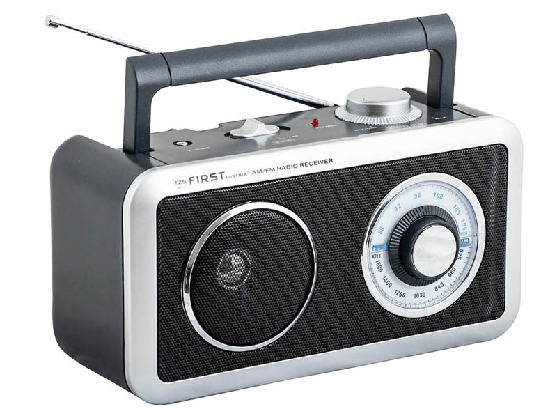 Радиоприемник FIRST AUSTRIA FA-1905 Black