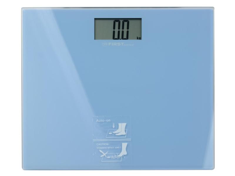 Весы напольные First Austria FA-8015-2-BL first fa 6400 2 wi white кухонные весы