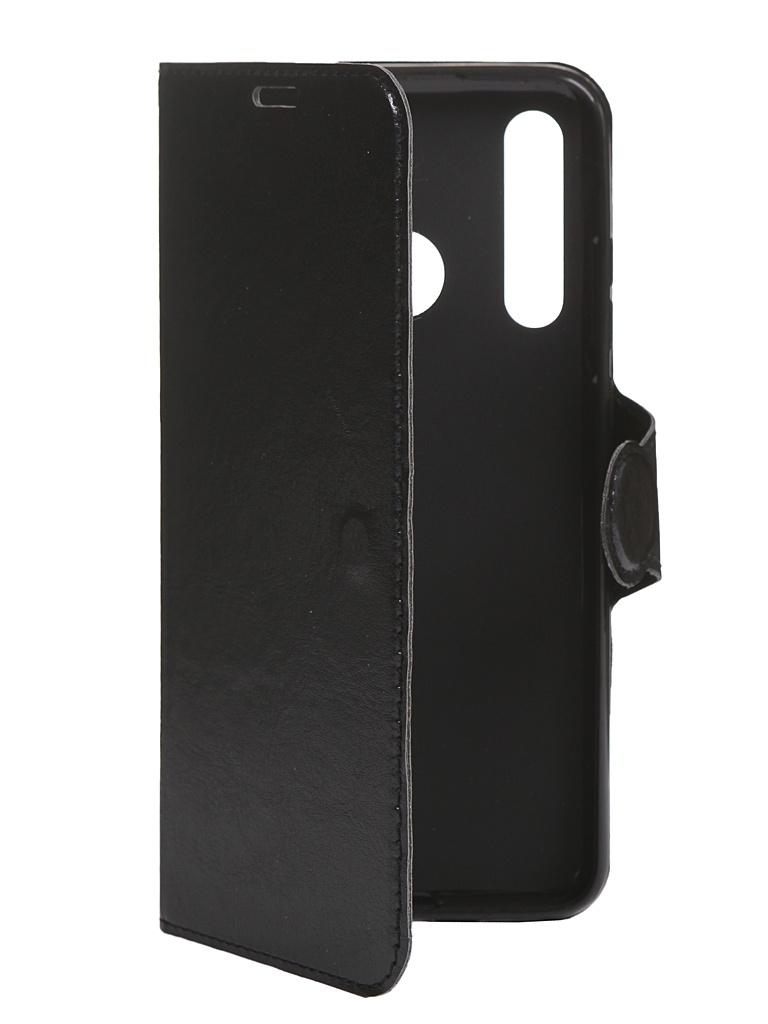 цена на Чехол Red Line для Honor 9C Book Type Black УТ000021094
