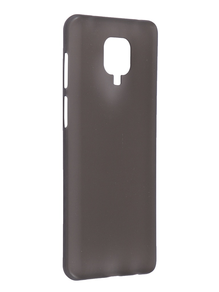 Чехол iBox для Xiaomi Redmi Note 9 Pro UltraSlim Grey УТ000021132