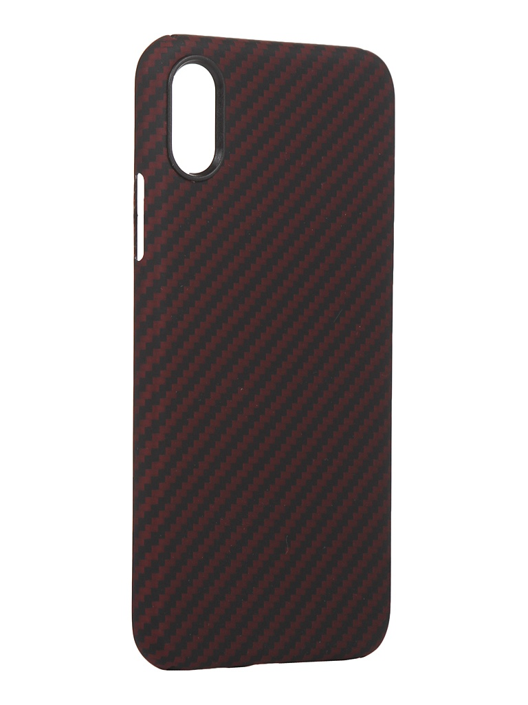 Чехол Red Line для APPLE iPhone XS Carbon Matte УТ000021554
