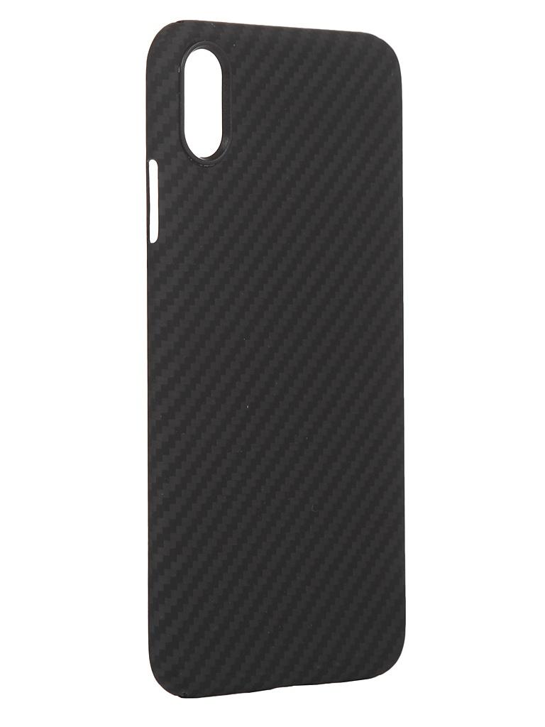 Чехол Red Line для APPLE iPhone XR Carbon Matte Grey УТ000021543