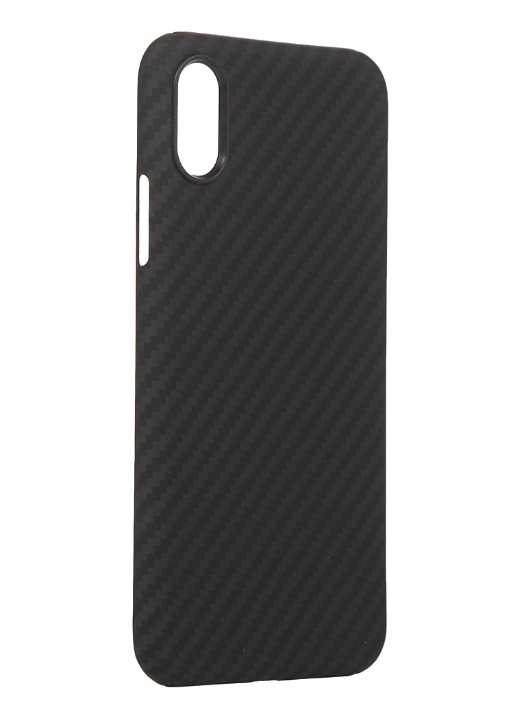 Чехол Red Line для APPLE iPhone X Carbon Matte Grey УТ000021534