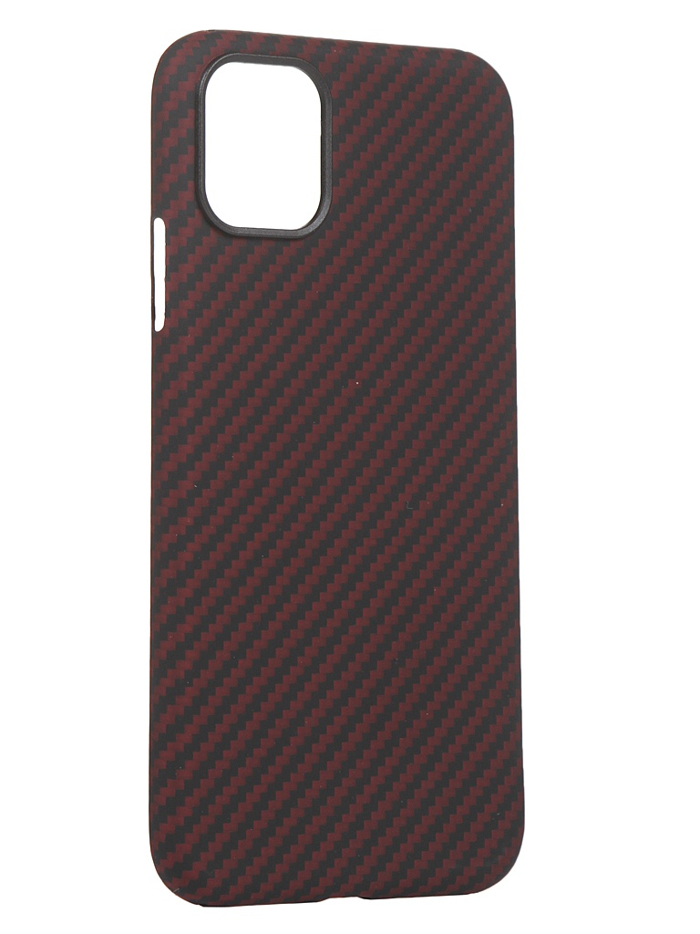 Чехол Red Line для APPLE iPhone 11 Carbon Matte УТ000021529