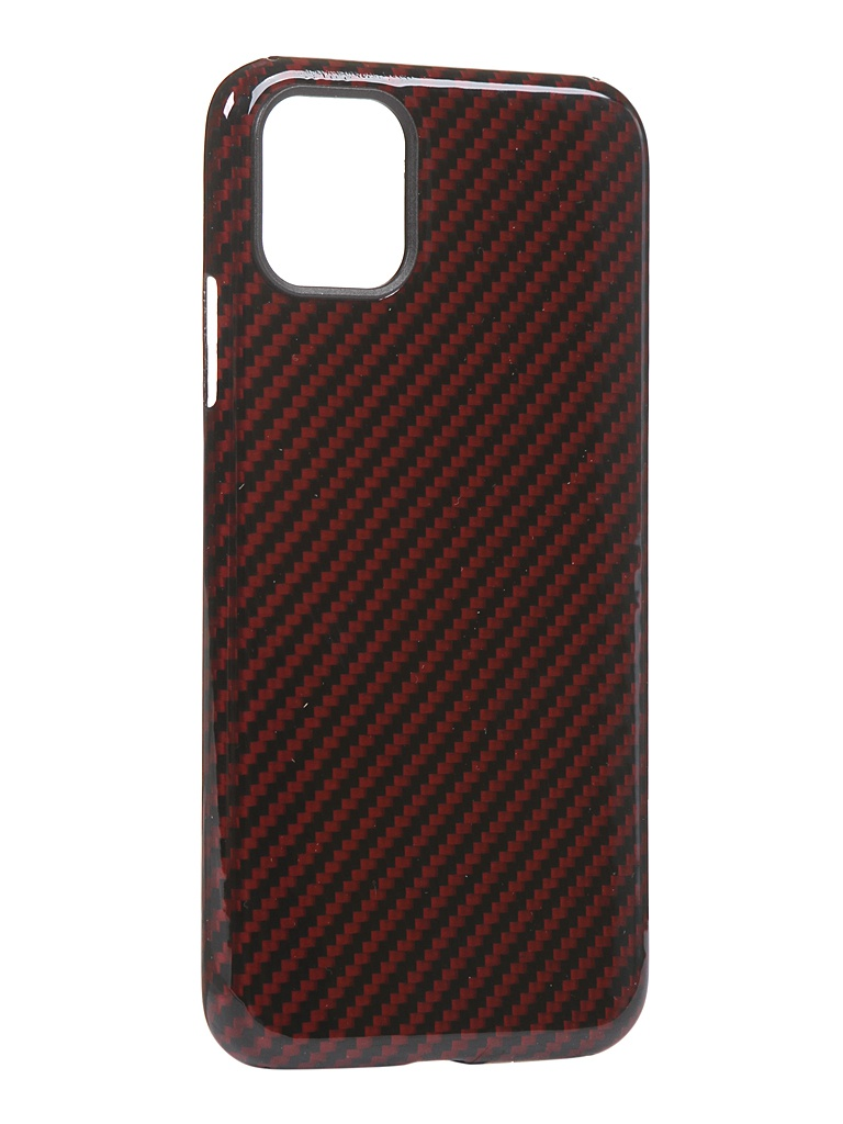 Чехол Red Line для APPLE iPhone 11 Carbon Glossy УТ000021528
