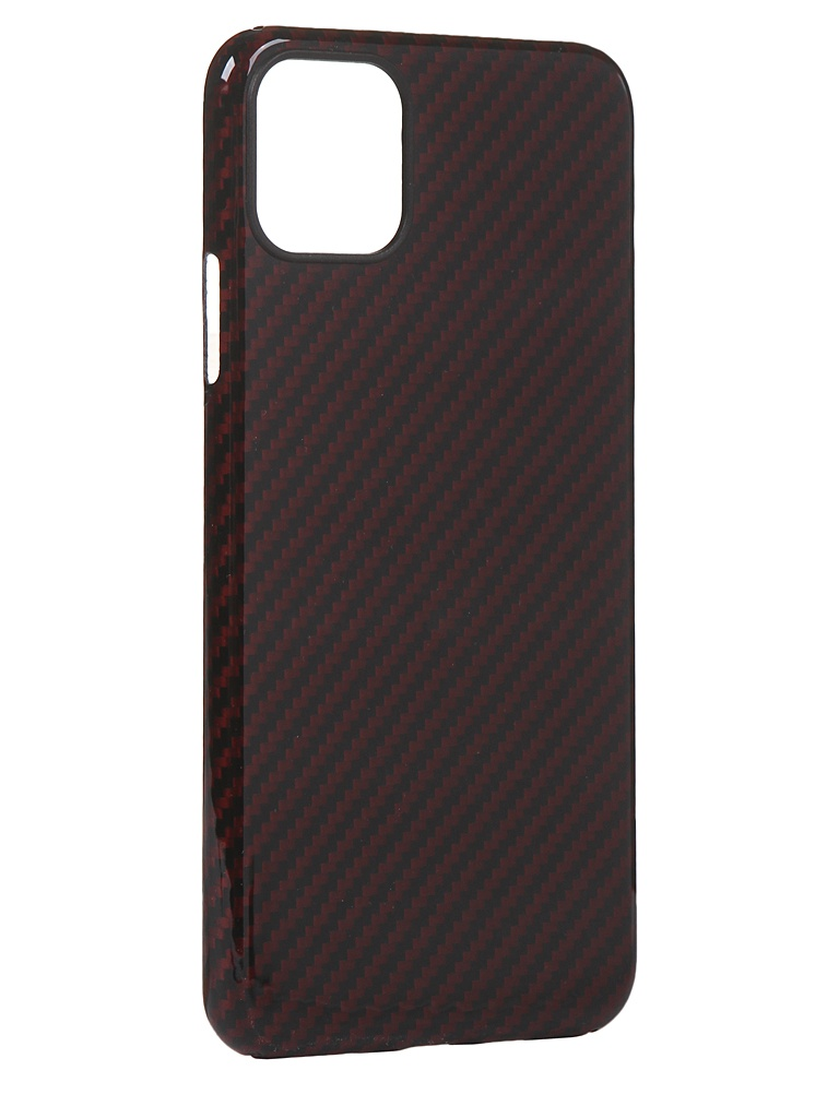 Чехол Red Line для APPLE iPhone 11 Pro Max Carbon Glossy УТ000021524