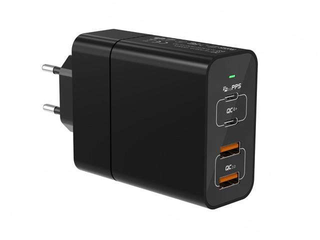 Зарядное устройство KS-is USB PD QC4.0 KS-433