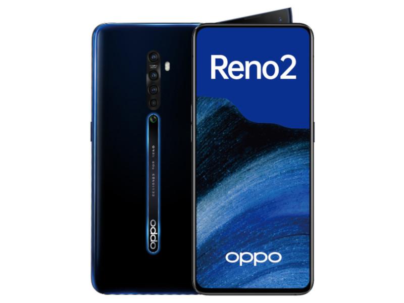 Сотовый телефон OPPO Reno 2 8/256GB Shining Night