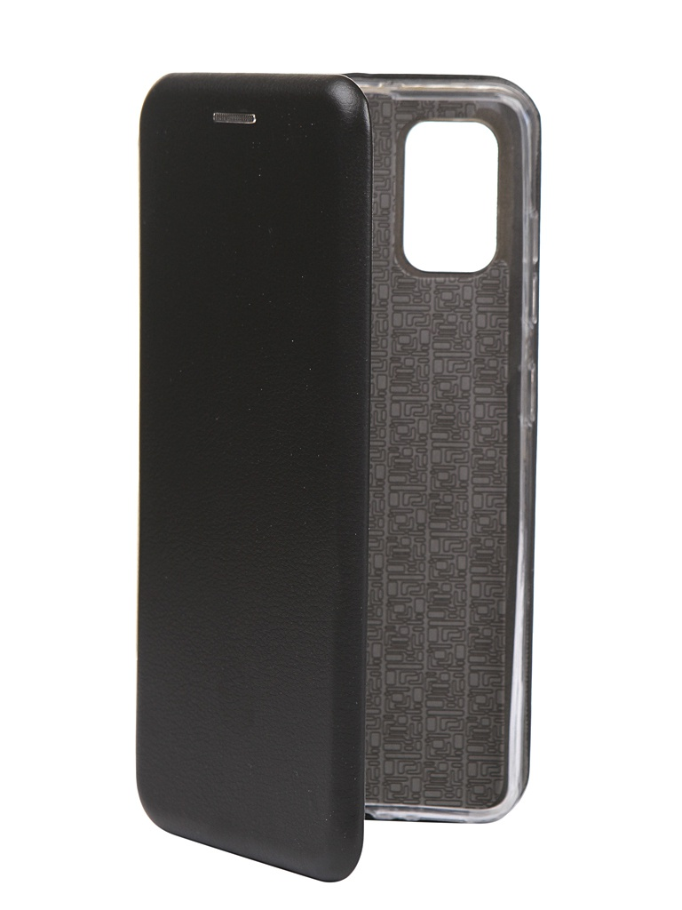 Чехол Zibelino для Samsung Galaxy A41 Book Black ZB-SAM-A415-BLK