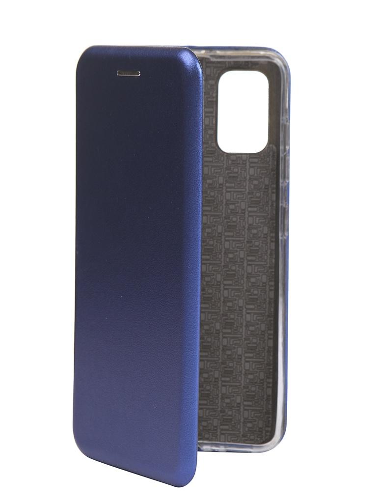 Чехол Zibelino для Samsung Galaxy A41 (A415) Book Blue ZB-SAM-A415-BLU