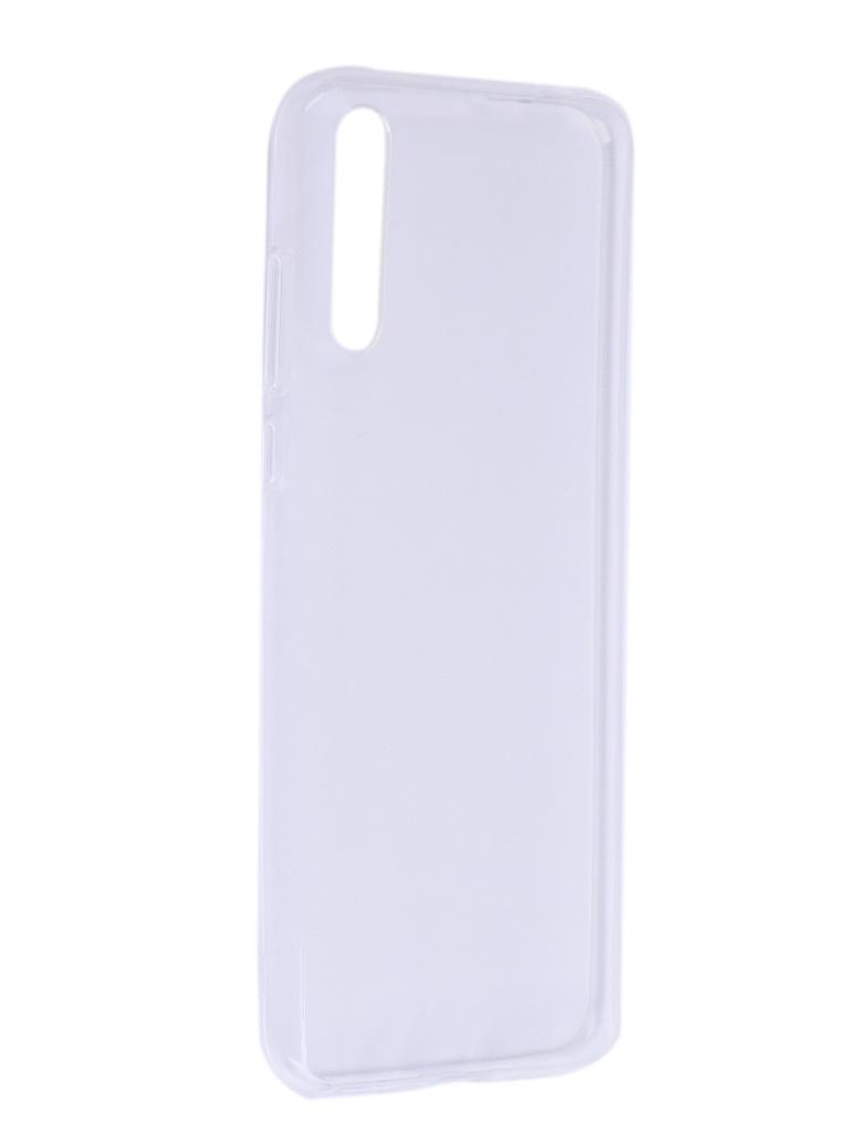 Чехол Zibelino для Huawei Y8p Ultra Thin Case Transparent ZUTC-HUA-Y8P-WHT