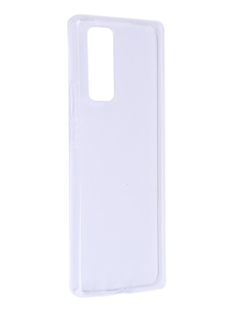 Чехол Zibelino для Honor 30 Pro Ultra Thin Case Transparent ZUTC-HON-30PRO-WHT