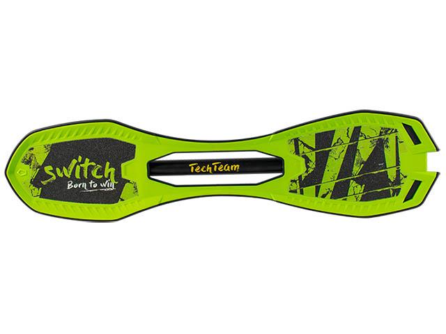 Скейт Tech Team Switch Light Green-Black