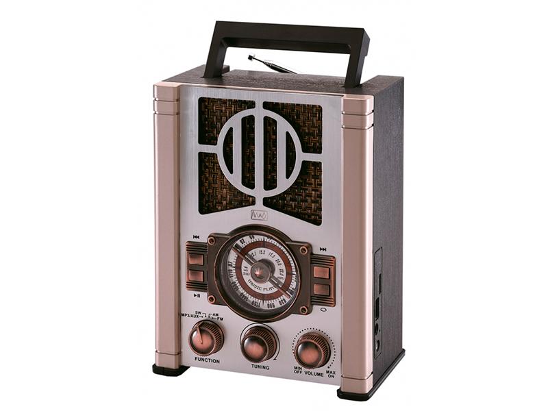 Радиоприемник Max MR-352