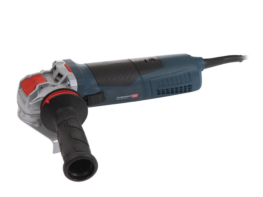 Шлифовальная машина Bosch GWX 19-125 S 06017C8002 машина шлифовальная угловая bosch gws 9 125 s 0601396122