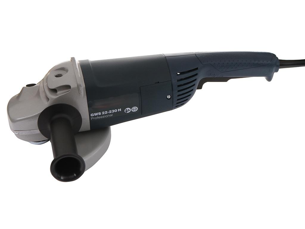 Шлифовальная машина Bosch GWS 22-230 H 0601882106