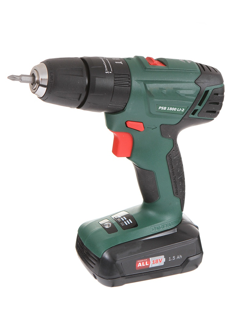 Электроинструмент Bosch PSB 1800 LI-2 06039A3308