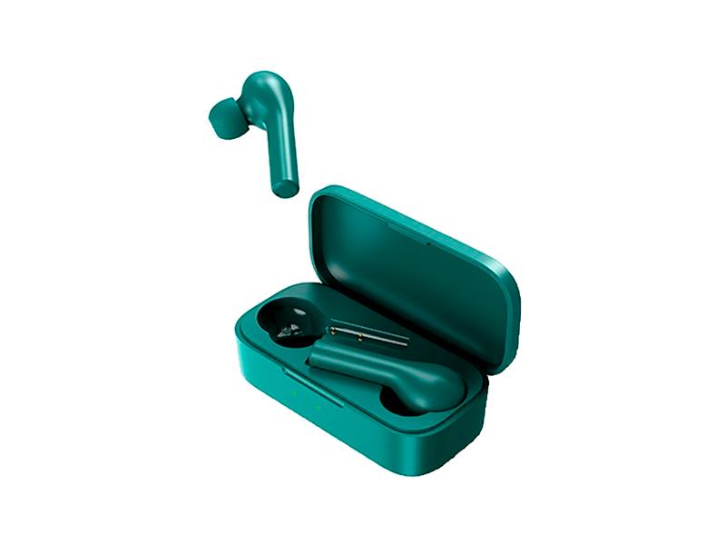 Наушники QCY T5S Green