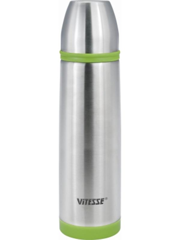 Термос Vitesse 750ml VS-2631 Green мультиварка vitesse vs 576