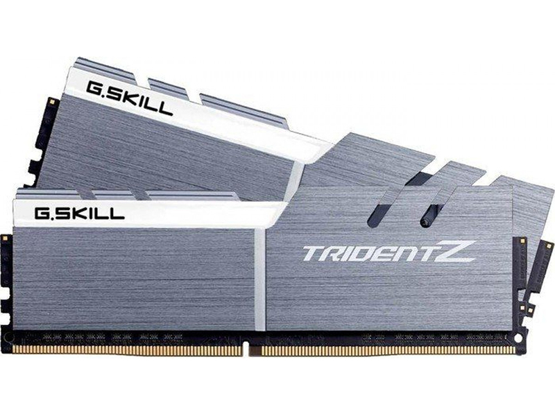 Модуль памяти G.Skill Trident Z DDR4 3200MHz PC-25600 CL14 - 16Gb KIT (2x8Gb) F4-3200C14D-16GTZSW