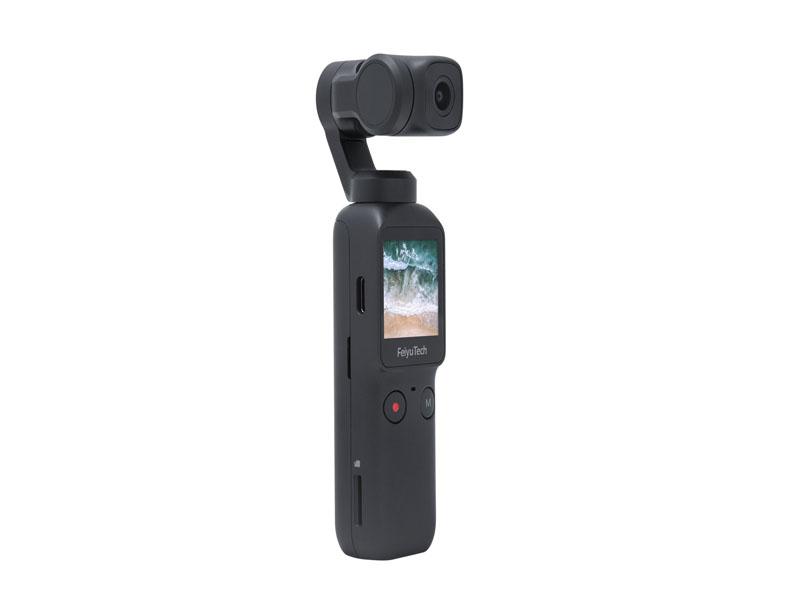 Стабилизированный держатель для ручной камеры смартфона Feiyu Tech Pocket 4K