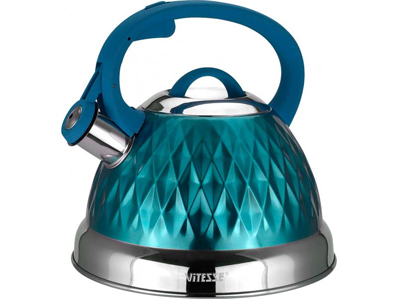 Чайник Vitesse 2.6L VS-1122 Blue
