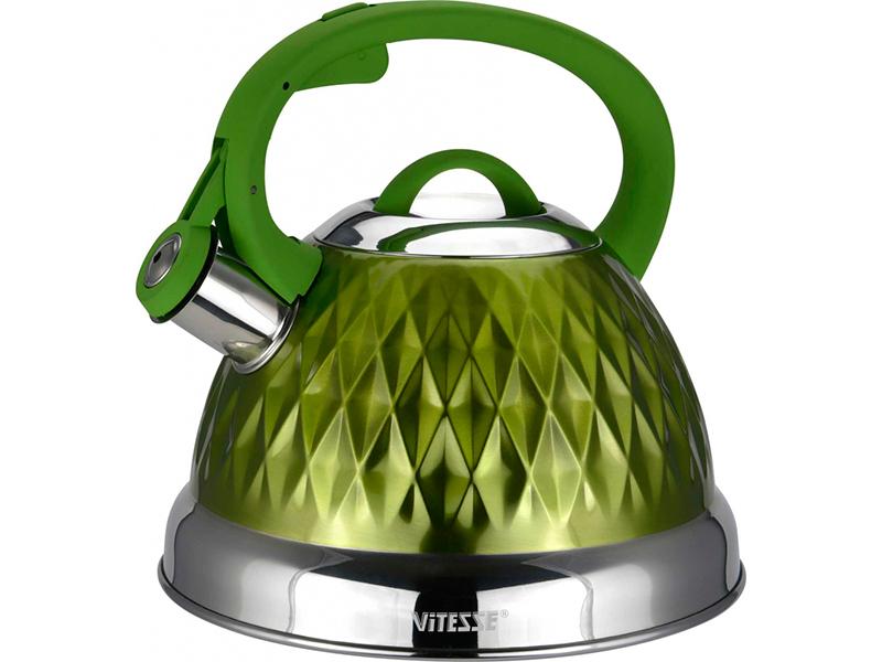 Чайник Vitesse 2.6L VS-1122 Green