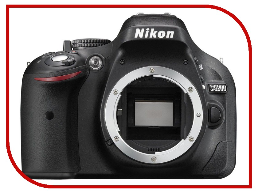 Фотоаппарат Nikon D5200 Body<br>