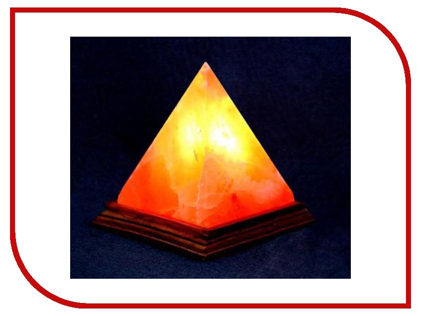 Солевая лампа Wonder Life Пирамида XL ок. 3кг SLL-12025-Д